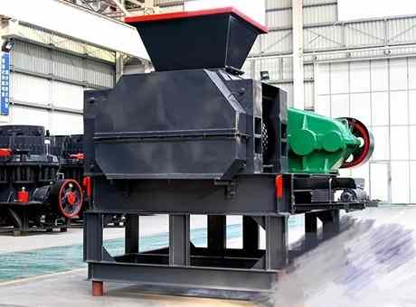 Charcoal Briquetting Machine
